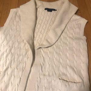 Ralph Lauren Sport Knit Sleeveles Sweater